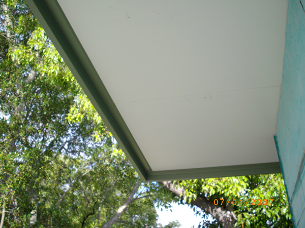 insulated patio